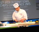 6th International Chef Conference 2015
