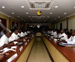 Representatives of  Indian and Sri Lankan fishermen meet