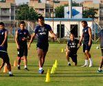 ISL 2018 - Chennaiyin FC practice session