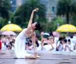CHINA HUNAN CHENZHOU YOGA