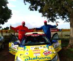 Chetan Shivram wins Rally of Coimbatore