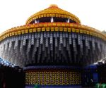 Chetla Agrani Durga Puja pandal