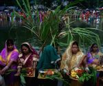 Chhath Puja celebrations