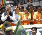 Karnataka assembly polls - Raman Singh