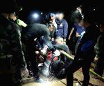 THAILAND CHIANG RAI FOOTBALLERS LOST