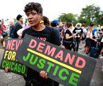 U.S. CHICAGO ANTI VIOLENCE MARCH