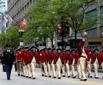 U.S. CHICAGO MEMORIAL DAY PARADE