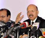 Nasim Zaidi's press conference