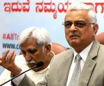 Om Prakash Rawat's press conference