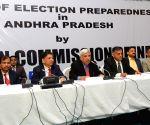 CEC press conference