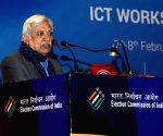 Sunil Arora at concluding ceremony of training workshop
