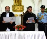 R.N. Ravi sworn-in as Nagaland Governor
