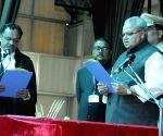 Bihar Governor Satyapal Malik takes oath