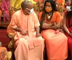 Mahant Giri's death: Yogi says culprits will not be spared