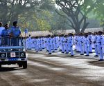 Khadakwasla (Maharashtra): Marshal B.S. Dhanoa at the Passing Out Parade of 136th Course