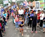 Awareness rally against child abuse