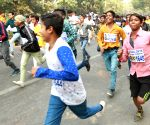 "Run for Children"" - Manish Sisodia, Randeep Hooda"