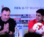 FIFA U17 World Cup 2017 - Chile - press conference