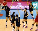 JAPAN SAITAMA VOLLEYBALL WORLD GRAND PRIX