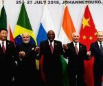 Johannesburg (South Africa): 10th BRICS Summit