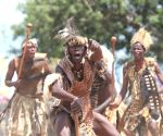 ZAMBIA CHIPATA NCWALA CEREMONY