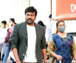 Chiranjeevi compliments Andhra CM on mega vaccination feat