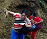 ECUADOR CHONE ENVIRONMENT EARTHQUAKE