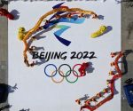 CHINA-CHONGLI-OLYMPIC WINTER GAMES-1000 DAYS COUNTDOWN