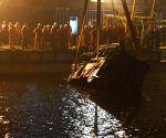 China Chongqing Bus Wreck Retrieved
