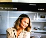 Free Photo: Chrissy Teigen has an unusual reason not to be disturbed