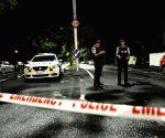NEW ZEALAND CHRISTCHURCH SHOOTING