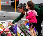 NEW ZEALAND CHRISTCHURCH ATTACKS MOURNING