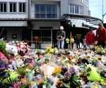 NEW ZEALAND CHRISTCHURCH MOURNING