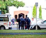 NEW ZEALAND CHRISTCHURCH ATTACKS AFTERMATH