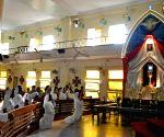 Good Friday - Kolkata Church