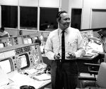 Man who created NASA's Mission Control dead