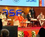 Yogi rings BSE bell to list Lucknow Municipal Bonds