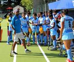 Hockey India name 33 probables for Jr women's national camp