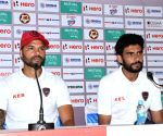 Bengaluru FC and East Bengal FC's press conference