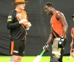 IPL 2018 - Sunrisers Hyderabad - Practice session