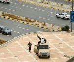Coastal road linking western, eastern Libya reopens