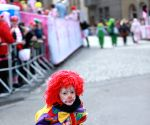 GERMANY COLOGNE CARNIVAL
