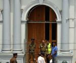 Sri Lanka Serial Bombing