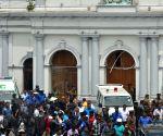 40 killed in Sri Lanka explosions