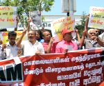 SRI LANKA COLOMBO PROTEST