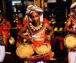 SRI LANKA COLOMBO NAVAM DANCERS