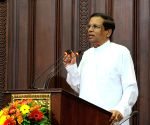 SRI LANKA COLOMBO NEW CABINET SWEARING IN