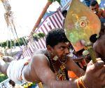 Vel Hinduism festival celebration