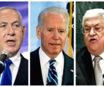 Biden reaches out to Israeli, Palestinian leaders amid conflict