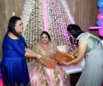 Baby Shower ceremony - Bharti Singh, Alsaba Saudagar
